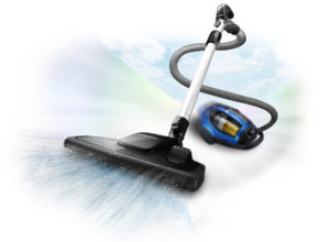 vacuum cleaner suction power